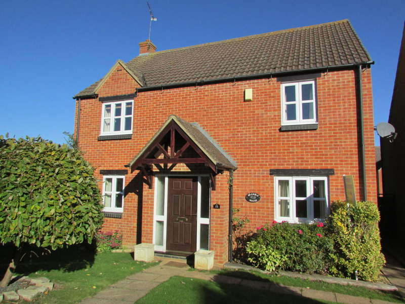 4 Bedrooms Detached House for sale in Warkworth Close, Banbury