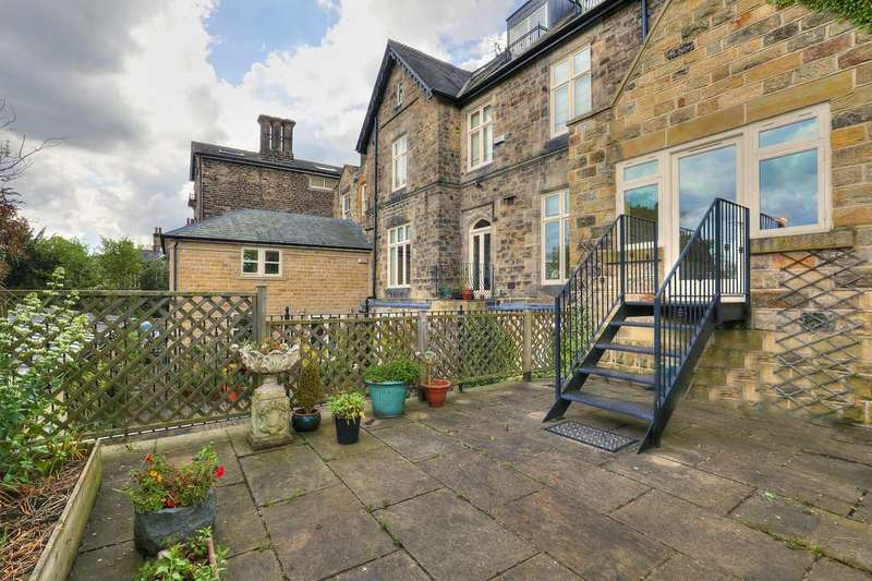 2 Bedrooms Ground Flat for sale in Apartment 1, 17-21 Westbourne Road, Broomhill