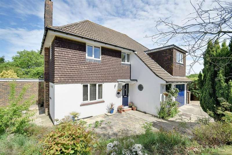 5 Bedrooms Detached House for sale in Baldslow Down, St. Leonards-On-Sea