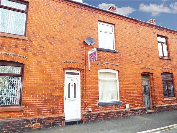 2 Bedrooms Terraced House for sale in Hesketh Avenue, Shaw