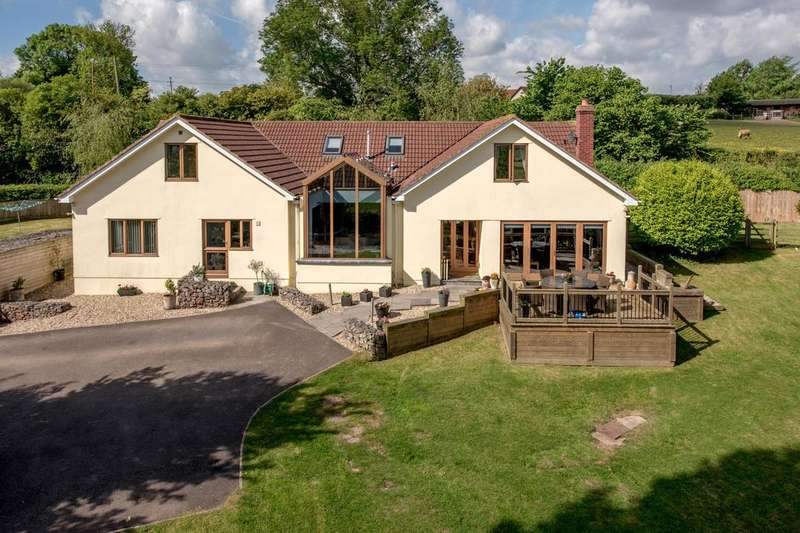 6 Bedrooms Detached House for sale in Knapp, North Curry