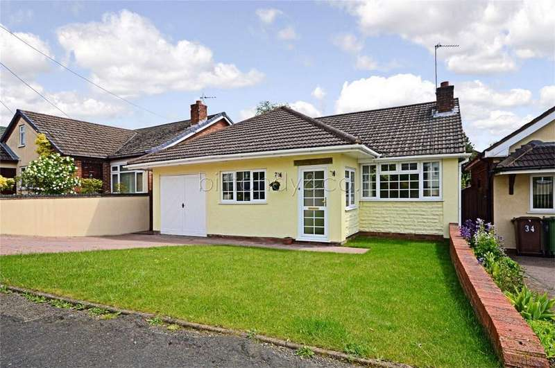 3 Bedrooms Detached Bungalow for sale in Gilwell Road, Cannock Wood, Staffordshire