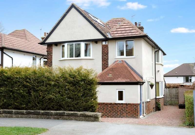 4 Bedrooms Detached House for sale in 109 West End Avenue, Harrogate