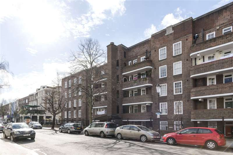 3 Bedrooms Flat for sale in Nottingwood House, Clarendon Road, London, W11