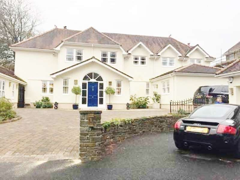 5 Bedrooms Property for sale in 439 Gower Road Gower Road, Killay, Swansea, City And County of Swansea. SA2 7AN