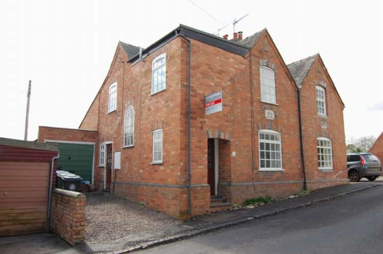 3 Bedrooms Semi Detached House for sale in Church Bank Temple Grafton Alcester