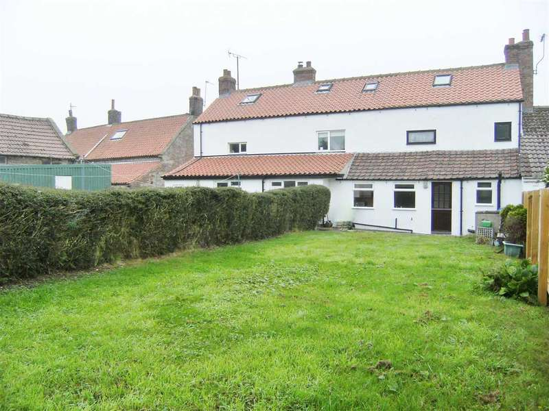 2 Bedrooms House for sale in Hunmanby Street, Muston