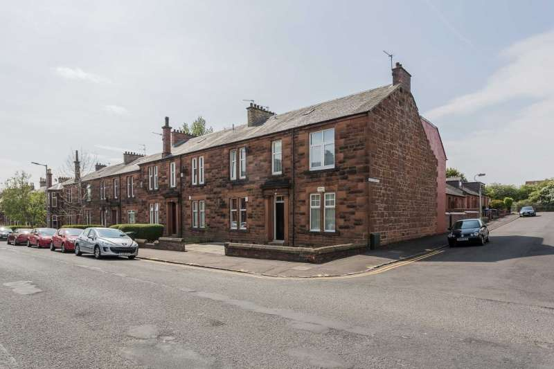 1 Bedroom Flat for sale in Fullarton Street, Kilmarnock, East Ayrshire, KA1 2QX