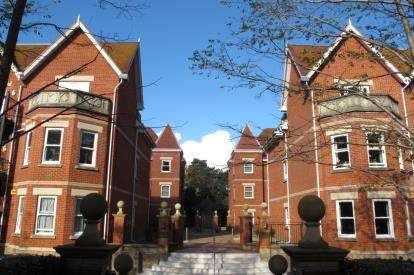 2 Bedrooms Flat for sale in 30-32 Knyveton Road, Bournemouth, Dorset