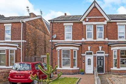3 Bedrooms Semi Detached House for sale in Maple Street, Southport, Merseyside, PR8
