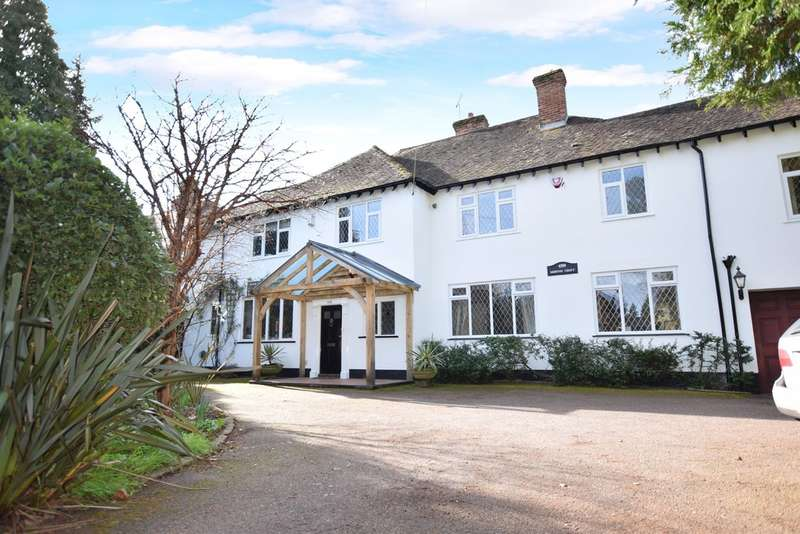 5 Bedrooms Detached House for sale in Streetsbrook Road, Solihull