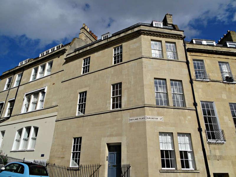 1 Bedroom Flat for sale in Portland Place, Lansdown, Bath