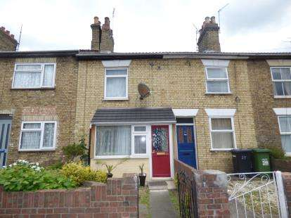 2 Bedrooms Terraced House for sale in Burghley Road, Peterborough, Cambridgeshire, United Kingdom