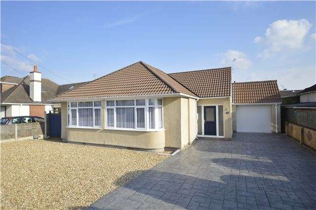 3 Bedrooms Detached Bungalow for sale in Bristol Road, Frampton Cotterell, BRISTOL, BS36 2AX