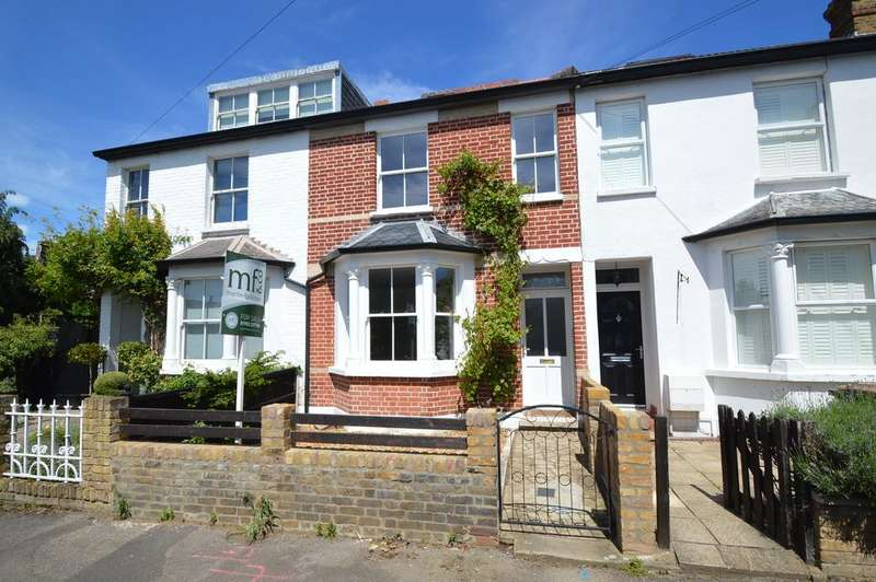 2 Bedrooms Terraced House for sale in Harvey Road, WALTON ON THAMES KT12