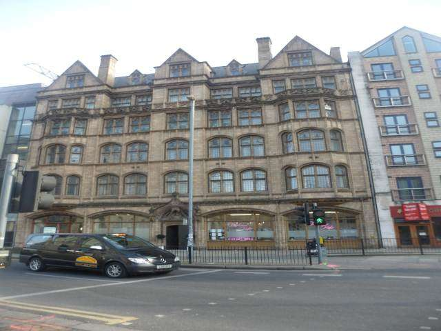 2 Bedrooms Flat for rent in Queens College Chambers, Paradise Street,, Birmingham,