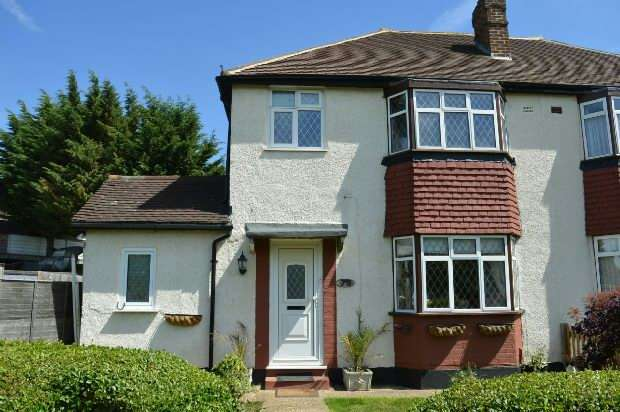 3 Bedrooms Semi Detached House for sale in Gadesden Road, Epsom