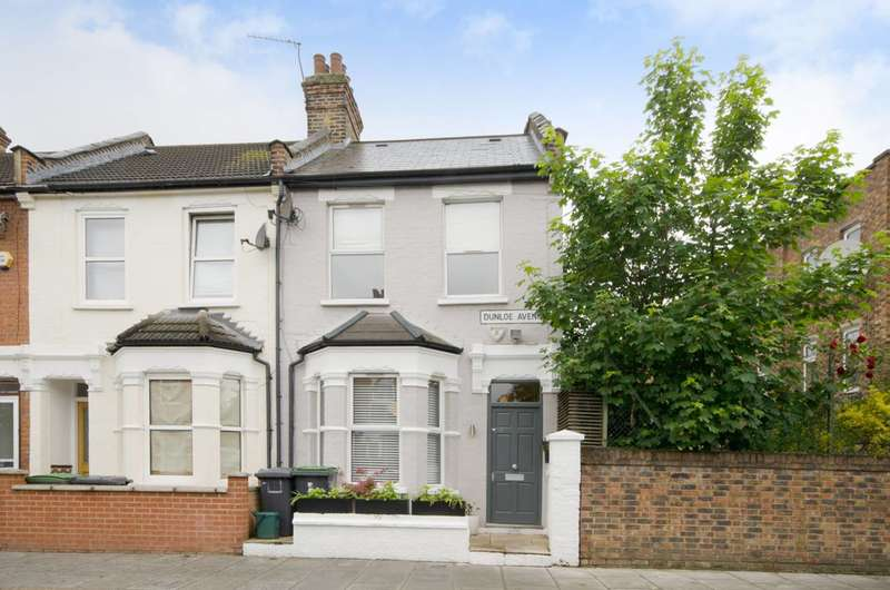 3 Bedrooms House for sale in Dunloe Avenue, Tottenham, N17