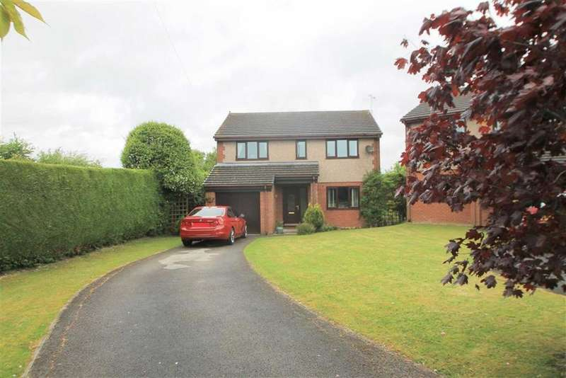 4 Bedrooms Detached House for sale in Green Gate Farm, Coedpoeth