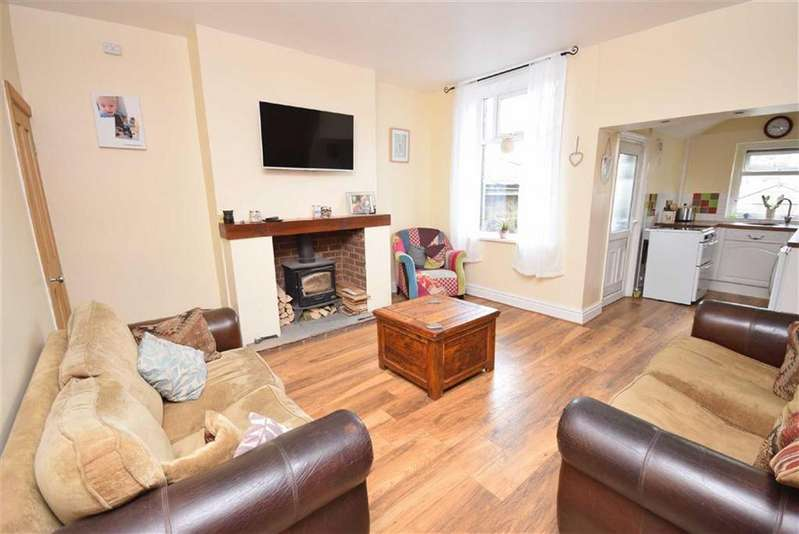 3 Bedrooms Terraced House for sale in River Street, Colne, Lancashire