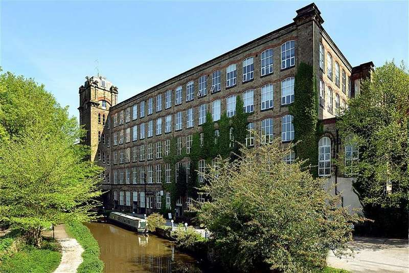 2 Bedrooms Apartment Flat for sale in Clarence Mill, Clarence Road, Macclesfield