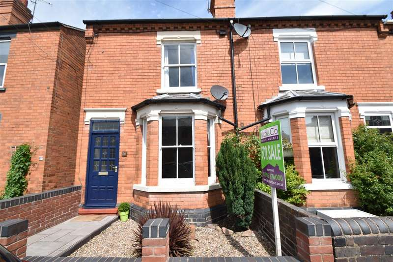 3 Bedrooms End Of Terrace House for sale in Pinkett Street, Worcester