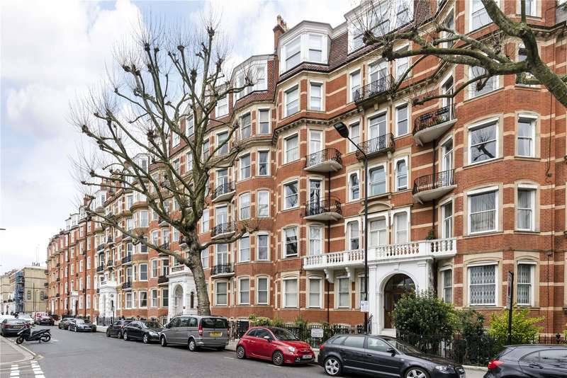 2 Bedrooms Flat for sale in Sutherland House, Marloes Road, London, W8