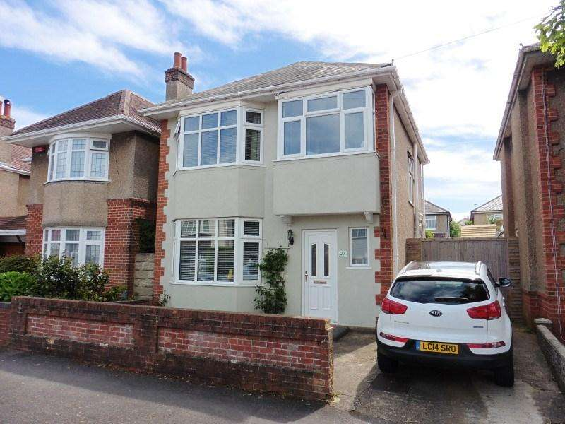 3 Bedrooms Detached House for sale in The Grove, Moordown, Bournemouth