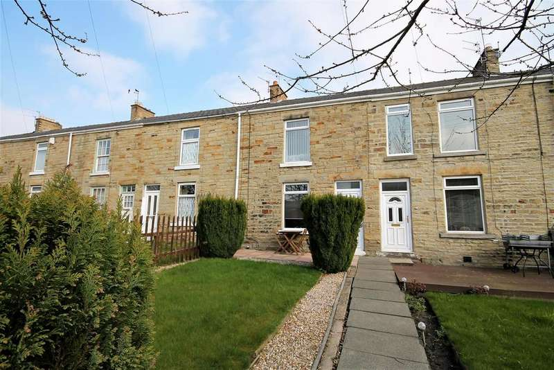 2 Bedrooms Terraced House for sale in Front Street, Tudhoe Colliery, Spennymoor