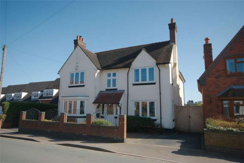4 Bedrooms Detached House for sale in Main Street, Stonnall, Walsall, Staffordshire