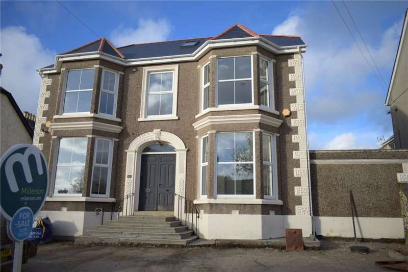 1 Bedroom Flat for sale in Mount Pleasant Road, Camborne, Cornwall
