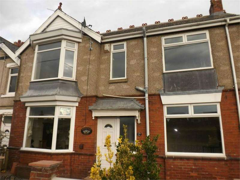 3 Bedrooms Semi Detached House for sale in Church Parade, Sacriston, Durham