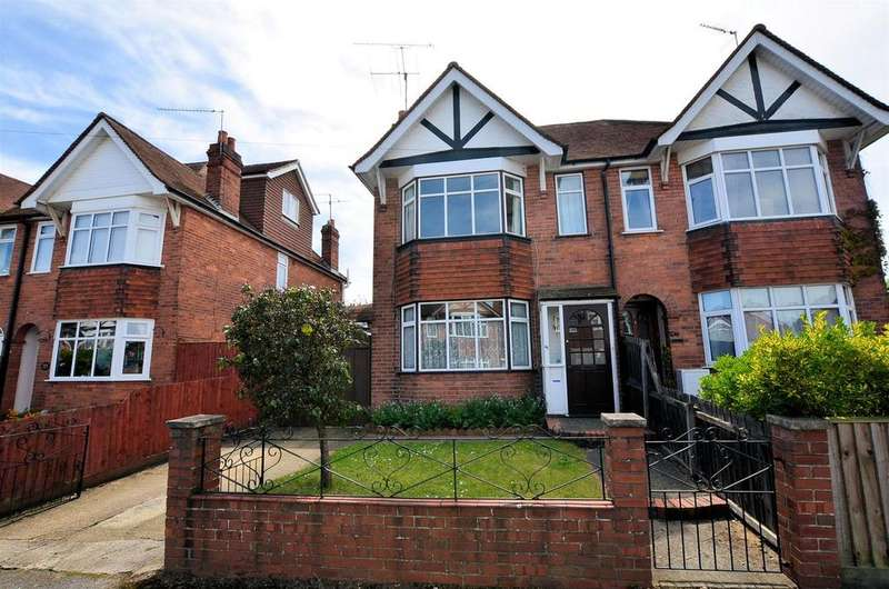 4 Bedrooms Semi Detached House for sale in Drayton Road, Reading