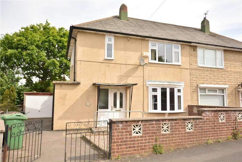 2 Bedrooms Semi Detached House for sale in Brooklands Lane, Leeds, West Yorkshire