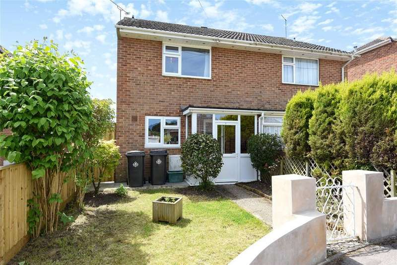 2 Bedrooms Semi Detached House for sale in Sandford, Wareham, Dorset