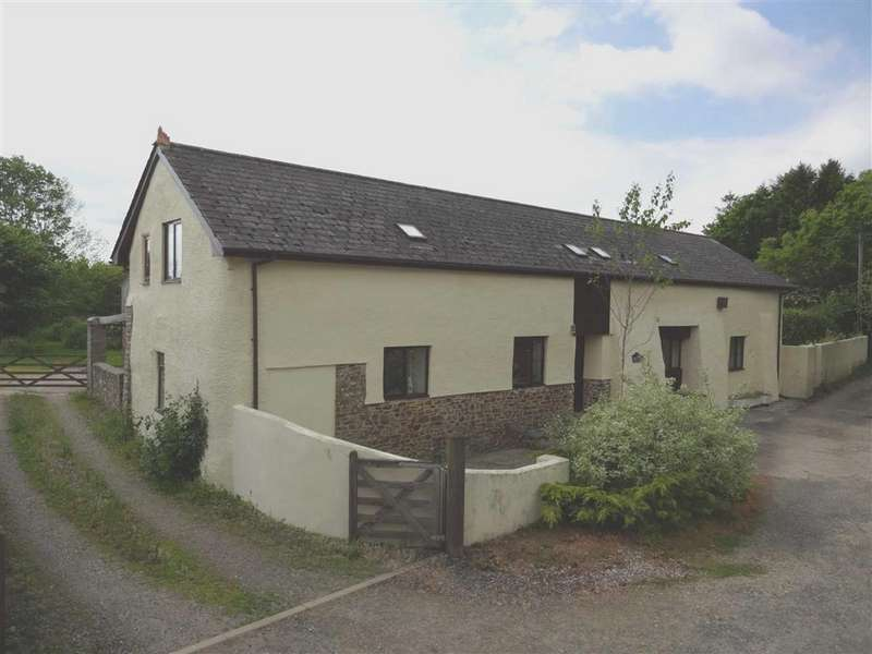 4 Bedrooms Detached House for sale in Lapford, Crediton, Devon, EX17