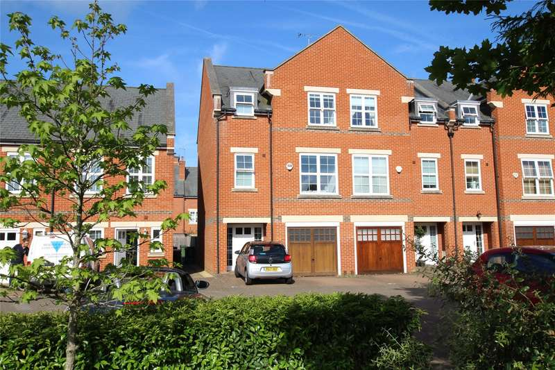 4 Bedrooms Terraced House for sale in Beningfield Drive, Napsbury Park, St. Albans, Hertfordshire, AL2