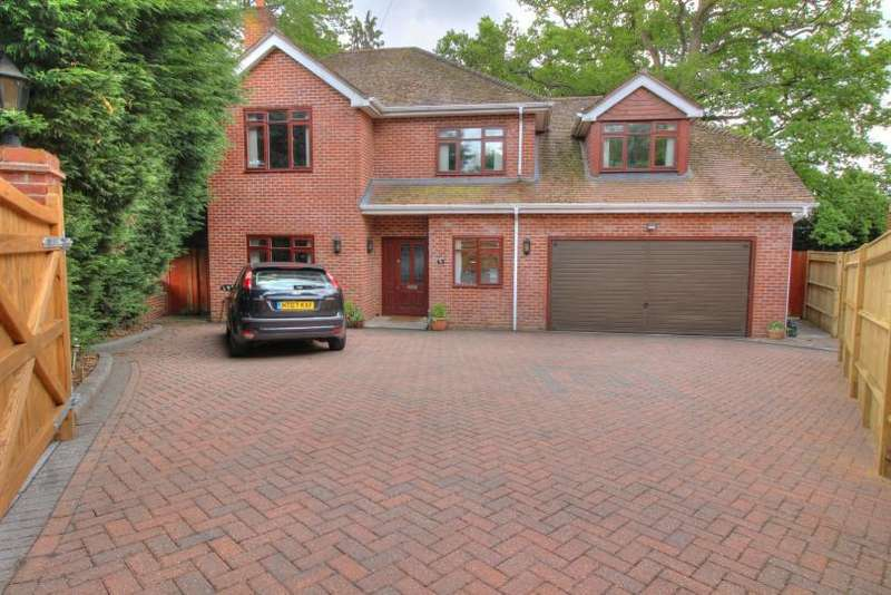 5 Bedrooms Detached House for sale in Thorold Road, Hiltingbury, Chandlers Ford