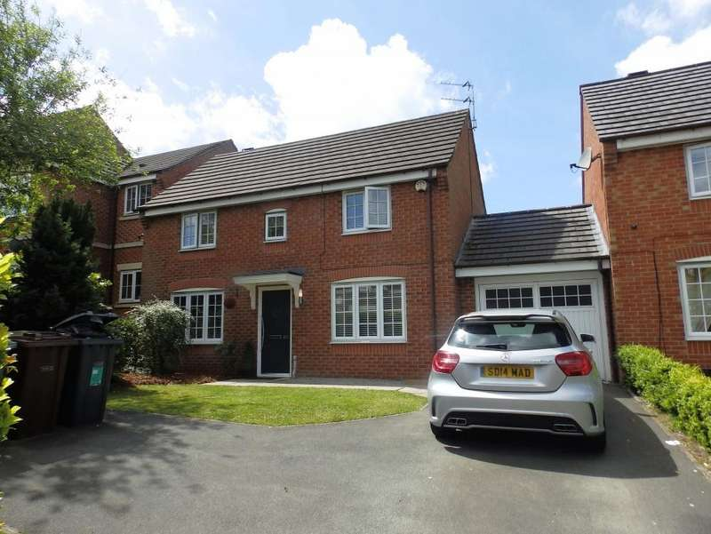 3 Bedrooms Detached House for sale in Brook Street , Preston, PR2