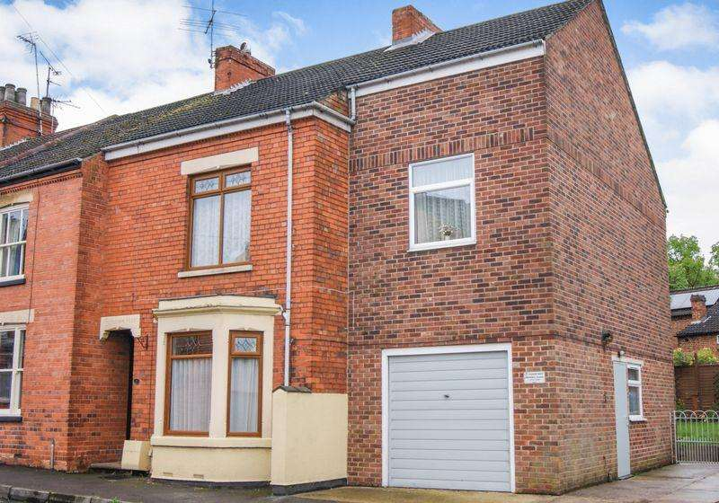 5 Bedrooms End Of Terrace House for sale in Edward Street, Grantham