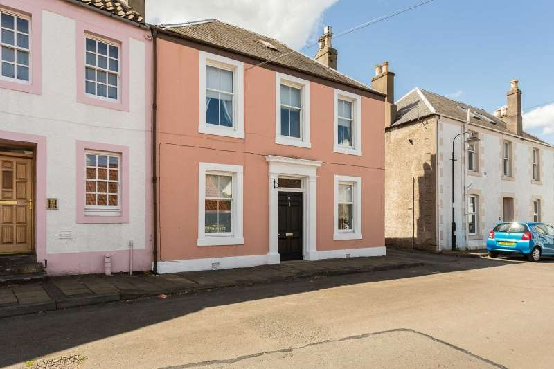 2 Bedrooms Villa House for sale in Excise Street, Kincardine, Fife, FK10 4LN