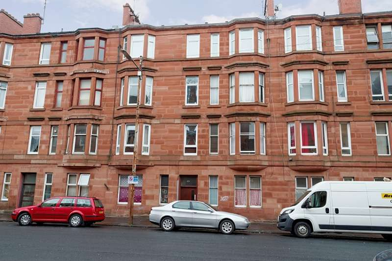 1 Bedroom Flat for sale in Craigie Street, Glasgow, G42 8NG