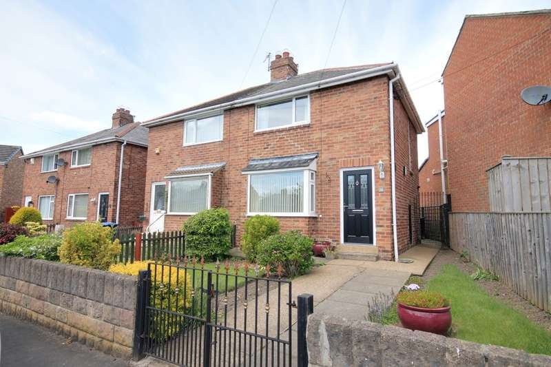 2 Bedrooms Semi Detached House for sale in Glenroy Gardens, Chester Le Street, DH2