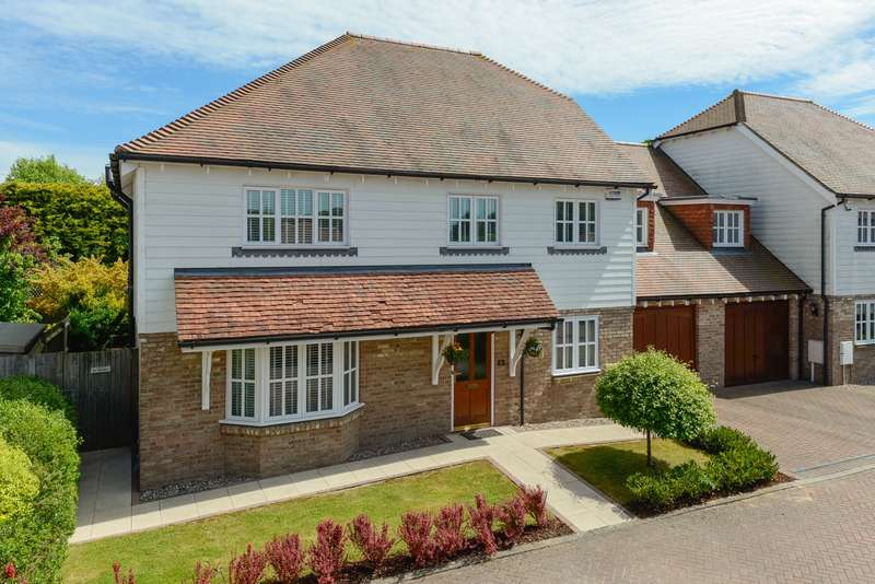 5 Bedrooms House for sale in Myrtle Court, Ashford Road, Kingsnorth, Ashford, TN23