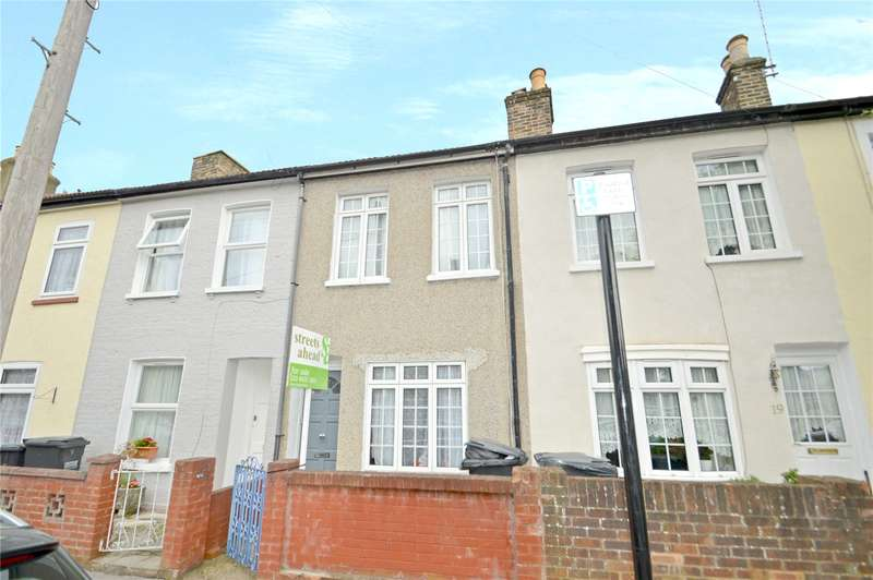 2 Bedrooms Terraced House for sale in Northbrook Road, Croydon