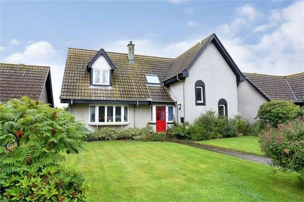 4 Bedrooms Detached House for sale in Kinneff, Montrose, Aberdeenshire