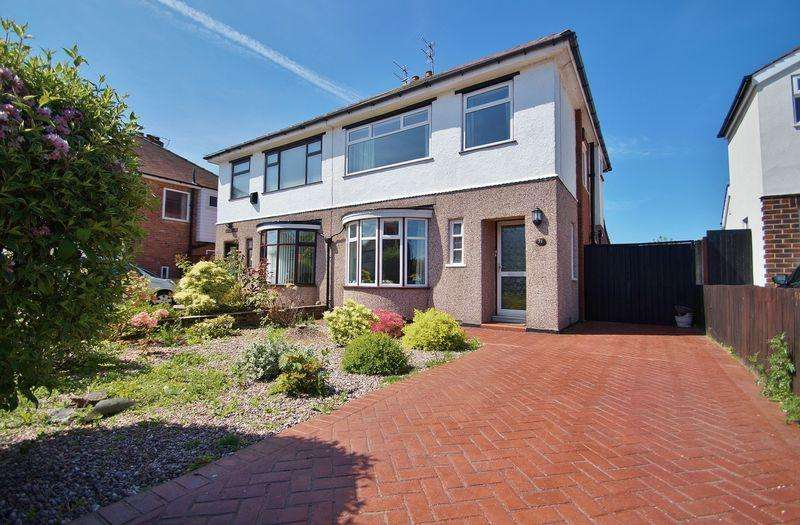 3 Bedrooms Semi Detached House for sale in Rathmore Crescent, Churchtown