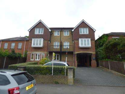 2 Bedrooms Flat for sale in Portswood, Southampton, Hampshire
