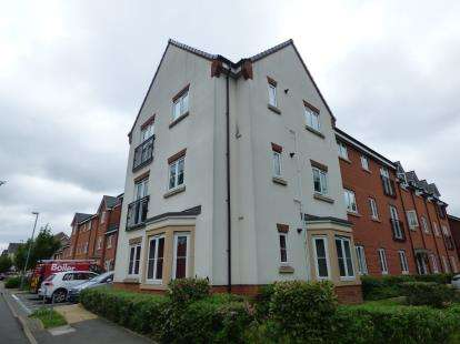 1 Bedroom Flat for sale in Monastery Drive, Erdington, Birmingham, West Midlands