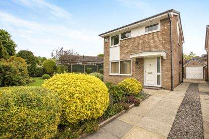 3 Bedrooms Detached House for sale in Studfold, Chorley, Lancashire, Chorley, PR7